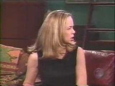 Heather Donahue - [Aug-1999] - interview - YouTube