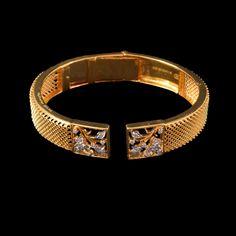 Bracelets – Page 5 – Modern Jewelry Mughal Jewelry, Antique Jewelry, Gold Jewelry, Jewelery, Diamond Bracelets, Bangle Bracelets, Diamond Earrings, Jewelry Illustration, Jewelry Design