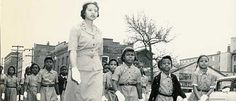 african american, girlscout