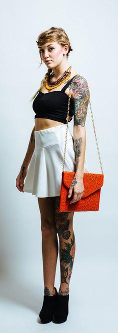 Model: Torrie Blake