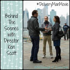 Whirlwind of Surprises: Chatting with #Dreamworks' #DeliveryManMovie's Director Ken Scott on the #movie set