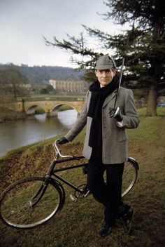 """Best Sherlock Holmes - Jeremy Brett (although, Cumberbatch and Miller are wonderful as well).   He did a wonderful play in London, """"The Secret of Sherlock Holmes"""" and I was able to meet he and Edward  Hardwicke."""