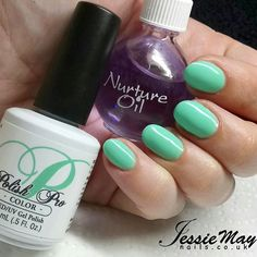 Polish Pro gel polish : Budding Meadow!  get it at nsinails.com!