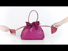 Loewe Flamenco. Cute and versatile, perfect for jazzing up weekend outfits.