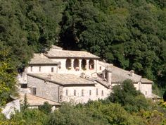 San Damiano Convent where St.Francis first 'heard' his 'calling' - nr. Assissi, Italia