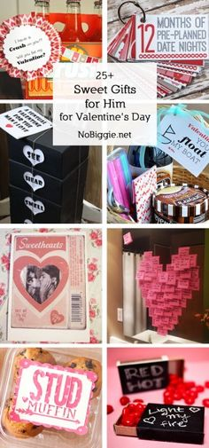 25+ sweet gifts for him for Valentine's day   NoBiggie.net