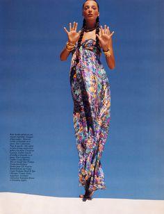Vogue Paris /Daria Werbowy by Inez Van Lamsweerde & Vinoodh Matadin