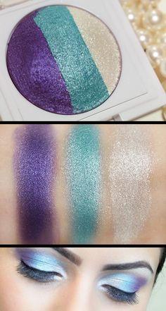 Trio MaryKayAtPlay Eletric Spring. Não tem consultora? Meu whatsapp (51) 9184.1211  #MaryKay #MKAtPlay #Cores #Trio #Sombras #maquiagem #makeup