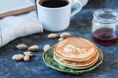 #Recette #Pancakes au #lait d' #amande  #Chandeleur #crêpes
