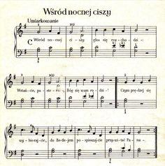 Znalezione obrazy dla zapytania kolędy nuty na fortepian Piano Music, Sheet Music, Christmas Sheets, Kalimba, Keyboard, Cards, Music Score, Piano Sheet Music, Map