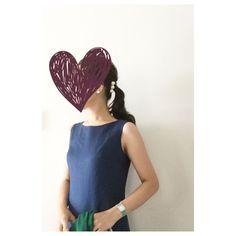 #茅木真知子 hashtag on Instagram • Photos and Videos Japanese Sewing Patterns, One Shoulder, Photo And Video, Videos, Photos, Instagram, Tops, Women, Fashion