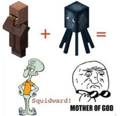 Minecraft...... HOW DID I NOT THINK OF THIS?!?!??!?!??! xD - more funny things: http://hotfunnystuff.com