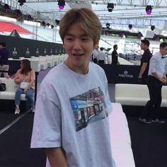 baekhyun ♡ why he is so cute? Baekhyun, Park Chanyeol, Exo Ot12, Chanbaek, Kris Wu, K Pop, Kim Minseok, Exo Korean, Xiu Min