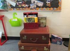 Going Places with a Journey- Themed Classroom