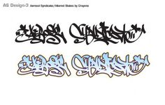 6 Step How to Make Tag Graffiti   Tutorial