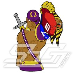 Omega Psi Phi, Fraternity, Way Of Life, Patches, Secret Code, Greek, Fictional Characters, Dog, Board