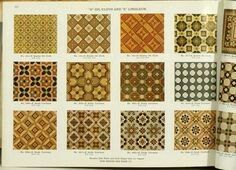 65 Best 1880 To 1920 Victorian Edwardian Linoleum Images