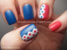 No Nekkid Nails: China Glaze Fuschia Fanatic and Shower Together Tape Dotticure