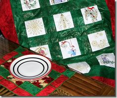 A set for all of your Christmas projects!! These designs can be stitched as regular designs, as quilt blocks or as Quilt in the Hoop blocks.