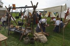Joust 04 27    Dan, Mike this is something Kathi and Kathryn and Toni would want to cook on at Pennsic!