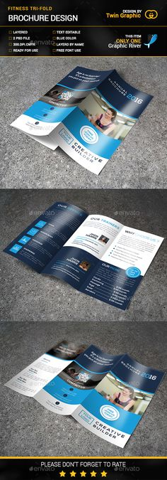 Business card inch in with bleed . Brochure Layout, Brochure Template, Brochure Design Inspiration, Design Ideas, Flyer Design, Layout Design, Product Catalog, Tri Fold, Card Designs