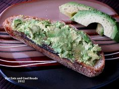 Buttered Avocado Toast Recipe