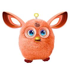 Furby Connect Coral Connect World app Kids Toys Fun Play Childrens Birthday Gift #Hasbro