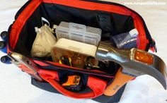 Ten a mano un pequeño kit de herramientas - AorganiZarte