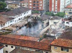 panorama:   Acidente Explosao Sem Destroços e Fumaça.E Muito...