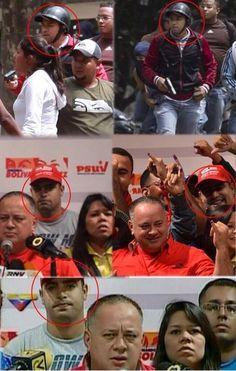 Aquí pueden ver al pistolero favorito de Diosdado Cabello. Razón tiene @Marco Rubio en llamarlo criminal. #Venezuela pic.twitter.com/oJ0M7hMvu0