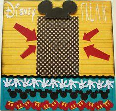 Disney Border