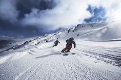 Ein Pistentraum in Tirol: Für Könner, Kenner und Anfänger #Dachtirols #Hochzeiger Mount Everest, Mountains, Nature, Travel, Recovery, Vacation, Summer Recipes, Naturaleza, Viajes