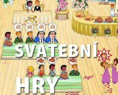 Jaké svatební hry jsou vhodné Family Guy, Fictional Characters, Program, Weddings, Petra, Relax, Wedding Ideas, Clothes, Beauty