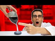 ✂ QUÉ HAY DENTRO con Mike - YouTube Red Wine, Youtube, Alcoholic Drinks, Instagram, Glass, Breakfast Nook, Falling Down, Drinkware, Corning Glass