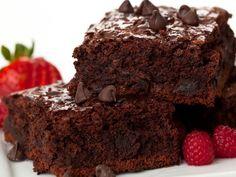 Joghurtos csokoládészelet diódarabokkal, csábító édesség!