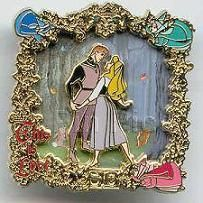 Pin 27870: WDW - This is Love - Sleeping Beauty Forest