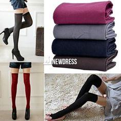 2016 Knitted Hollow Out Twill Leg Warmers Socks RIUDA Women Socks