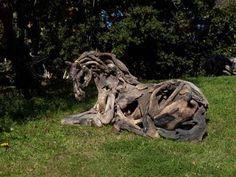 Driftwood Horses by Heather Jansch › Zuza Fun
