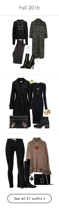 Fall 2016 by samaecathalina on Polyvore featuring polyvore, fashion, style, Jimmy Choo, Topshop, Citizens of Humanity, Joseph, clothing, T By Alexander Wang, Thierry Mugler, River Island, Panacea, Frame, Stuart Weitzman, Gucci, Casio, NOVICA, WithChic, Silver Jeans Co., Giuseppe Zanotti, Valentino, Hollister Co., Off-White, Bling Jewelry, Misha Nonoo, Balmain, Isabel Marant, Yves Saint Laurent, ROSEFIELD, Cartier, Monki, Accessorize, Movado, Givenchy, Steve Madden, NARS Cosmetics, The…
