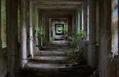 26 adembenemend mooie foto's van verlaten plekken