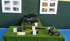 Expoisición de G36 y MP5 de la Guardia Civil. Visítanos y ten tu réplica de los Rifles de Asalto de la Guardia Civil #airsoft #replicasairsoft #g36airsoft #mp5airsoft