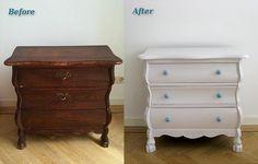 ★ DIY Furniture Refinishing Ideas | Decorative Painting  Restoration Technique Tutorials ★
