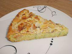 Zucchini - Biskuit mit Apfel