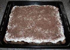 Fantastické višňovo-makové rezy, Zákusky, recept   Naničmama.sk Tiramisu, Ethnic Recipes, Mascarpone, Tiramisu Cake