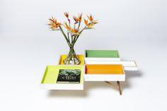 Quadrado coffee table // mesa de centro Quadrado // design Paulo Alves & Morena Leite