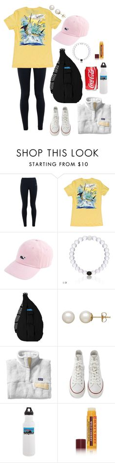 """Youth Retreat coming up!"" by lindsaygreys ❤ liked on Polyvore featuring moda, NIKE, Guy Harvey, Kavu, Honora, Patagonia, Converse y Burt's Bees"