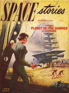 Space Stories December 1952