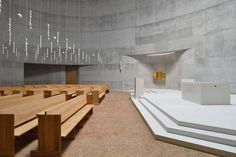 Gallery of Don Bosco Church / Dans arhitekti - 14