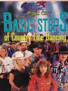 line dancing instructional videos