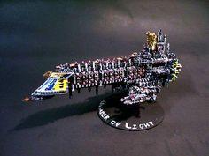 Battlefleet Gothic, Battleship, Imperial Navy, Retribution
